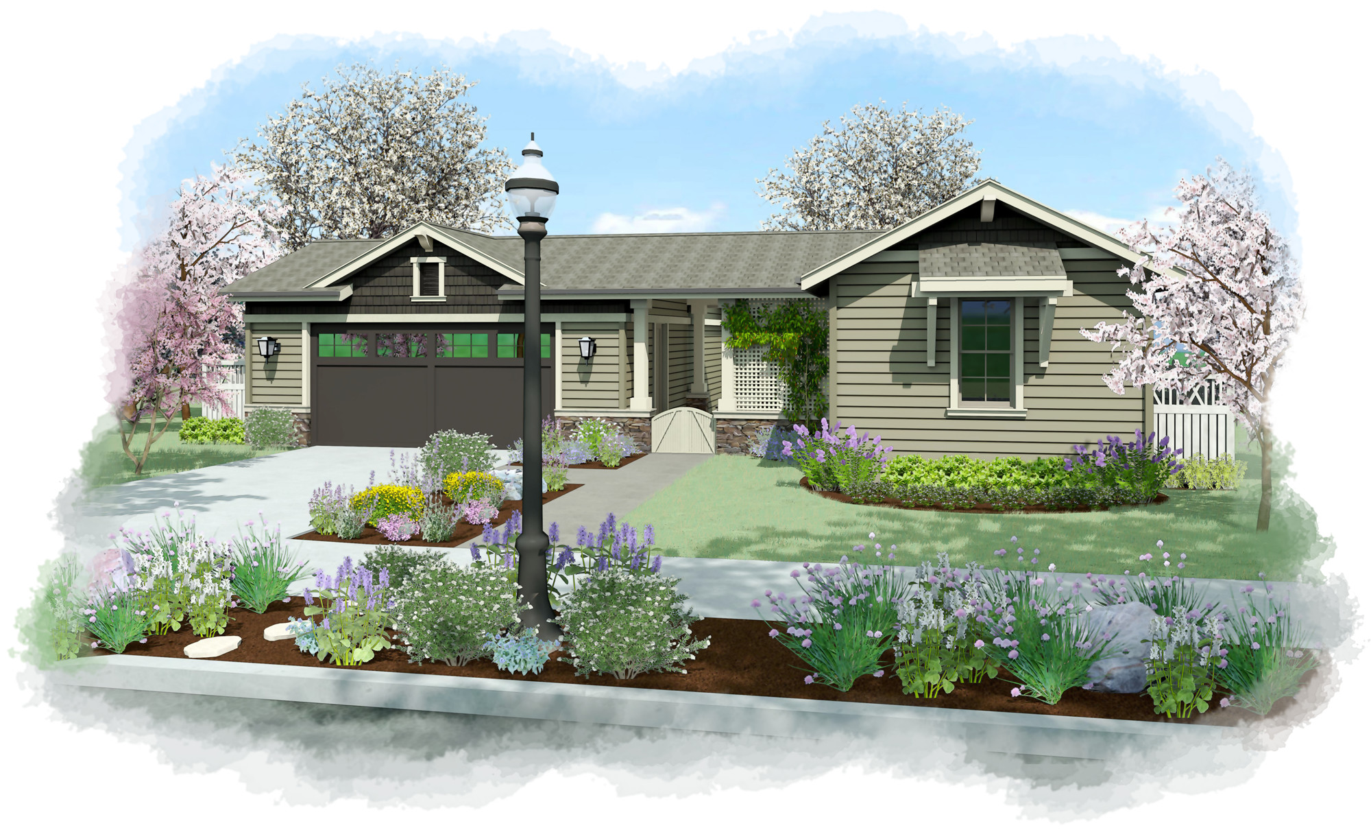 Custom home builders of northern calfornia factory for Home plans california