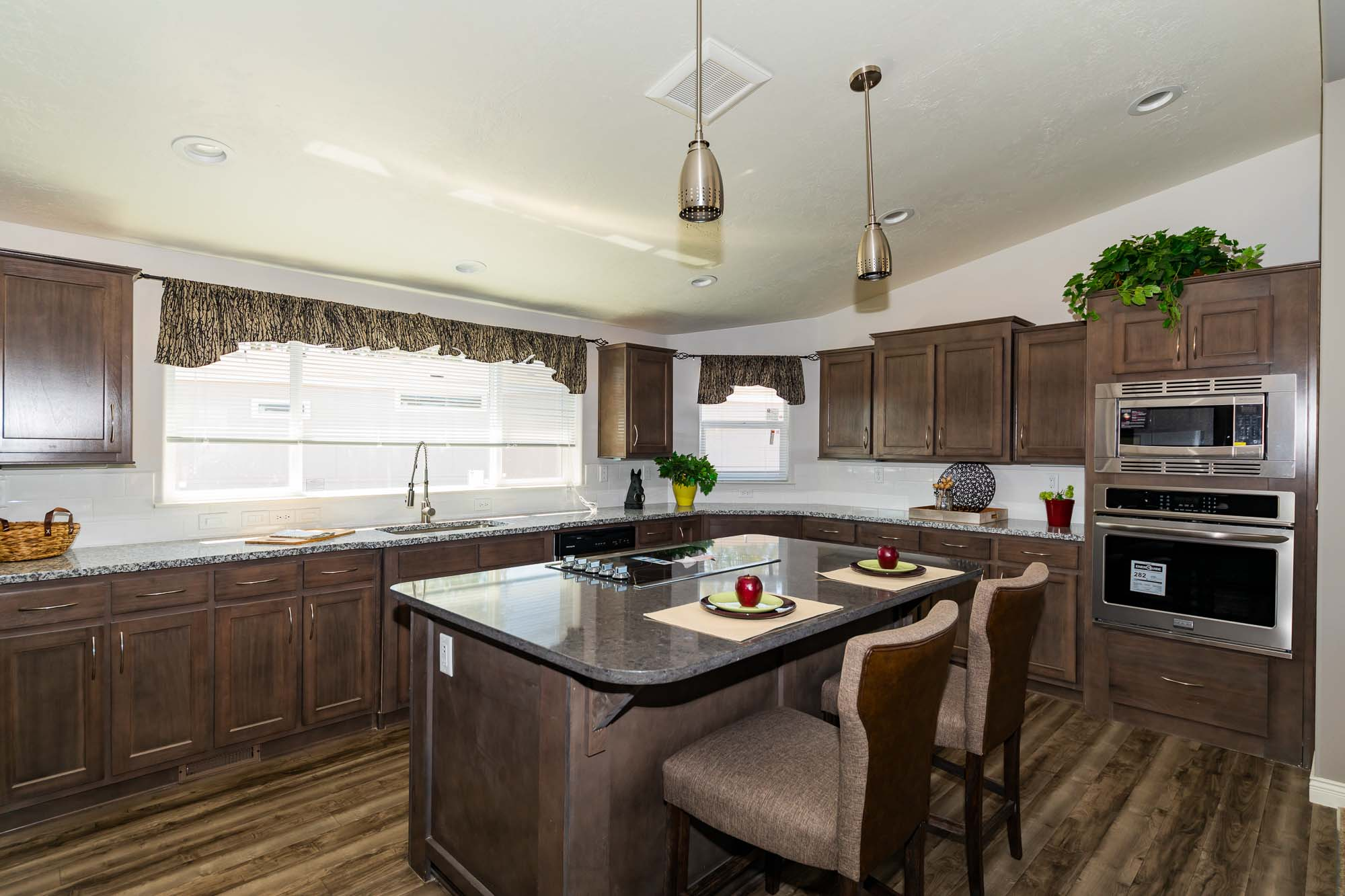 Premium Manufactured Home Kitchens