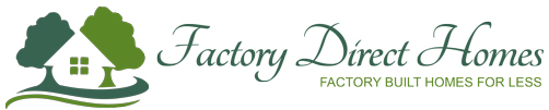 Factory Direct Homes Mobile Retina Logo