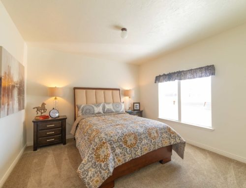 Bedroom Manufactured Home